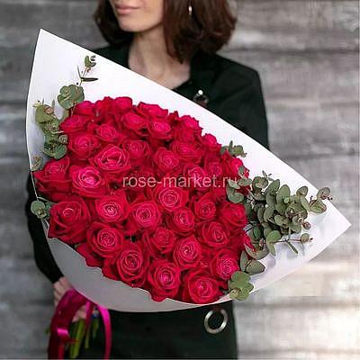 "Букет ""Соренто"" 51 роза"