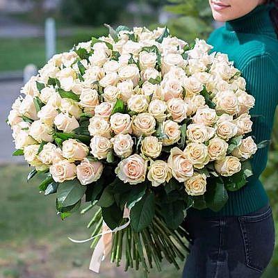 """Букет """"Талея"""" 101 роза"""