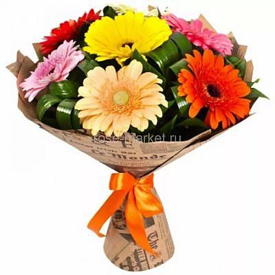 Букет Цветик Семицветик